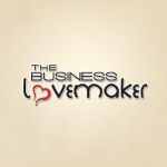 Logo for The Business Lovemaker