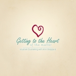 Getting to the Heart Logo Design