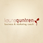 Logo for Marketing Consultant Laura Guntren