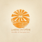 Logo for Laughing Sun Clothing company