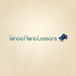 Logo and design for Tahoe Reno Music instructor