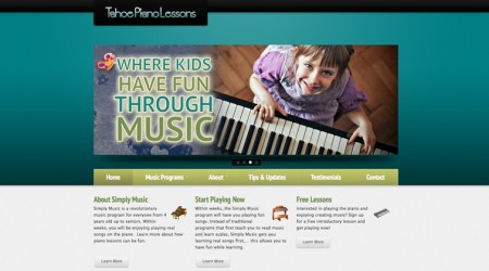Tahoe Piano Lessons