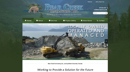 Bear Creek Contracting