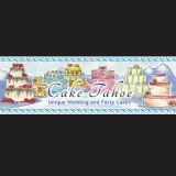 Cake Tahoe needed a web banner- their web developer had an idea, but wanted an artist's help. I hand painted these cakes in watercolor, adding pen and pencil. Once done, I scanned them in and created the header in photoshop.