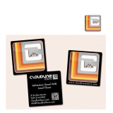 Branding for Cloudline, including logo, decals, and business cards