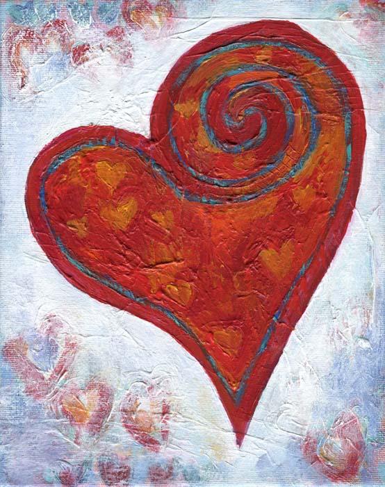 The Creative Heart