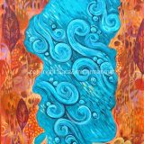 The Energy of Tahoe – acrylic on canvas- 24 in x 36 in – $1080