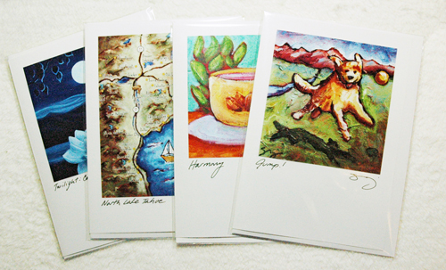 Sara Zimmerman Greeting Card Collection