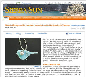 Bluebird Designs press release