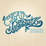 Hand drawn illustrated logo for Create Possibilities