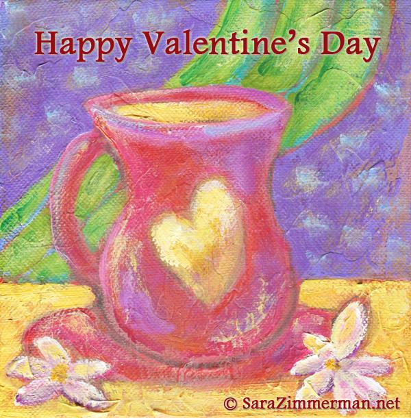 Love Valentine's eCard by Sara Zimmerman