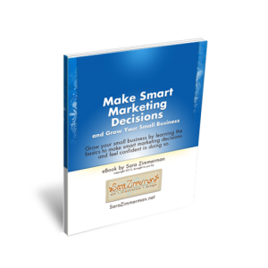 Free ebook about marketing for small businesses