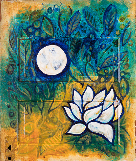 art for Tranforming Doors to Recovery by Sara ZImmerman