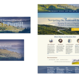 Logo, branding, graphic design, and website design for a Sonoma Country attorney / mediator