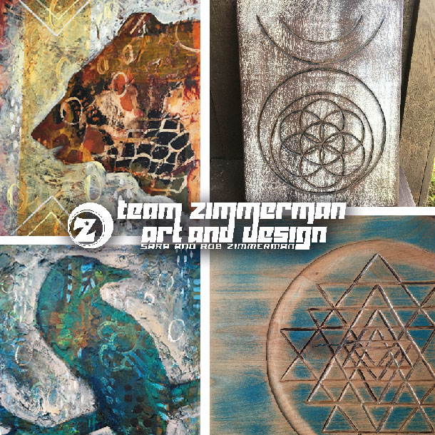 fine art by sara zimmerman and rob zimmerman, truckee tahoe artists and woodworkers