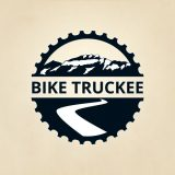 Bike Truckee logo design