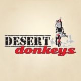 Desert Donkeys logo design