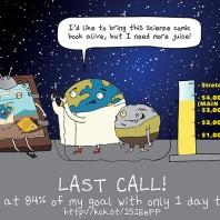 Kickstarter Last Call