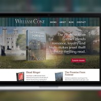 New Project: WilliamCone.net