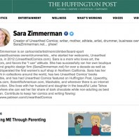 I'm Now a Contributor for the Huffington Post
