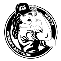 Women's Art Tribe – Live Art Event Benefiting the High Fives Foundation
