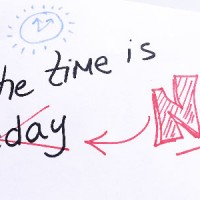 Don't Wait for Business Perfection: The Time is NOW