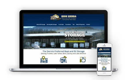 High Sierra Boat & RV Storage