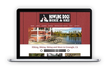 Howling Dogs Bike and Ski