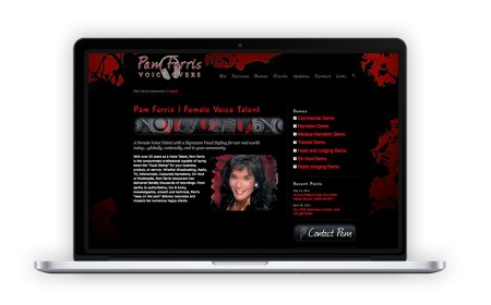 Pam Farris Voice Overs