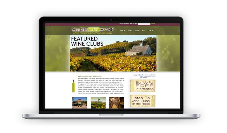 Wine Clubs Online