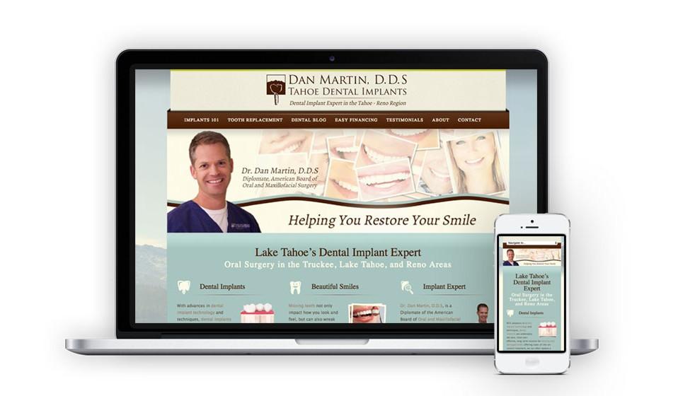 Dr. Dan Martin – Dental Implant Expert
